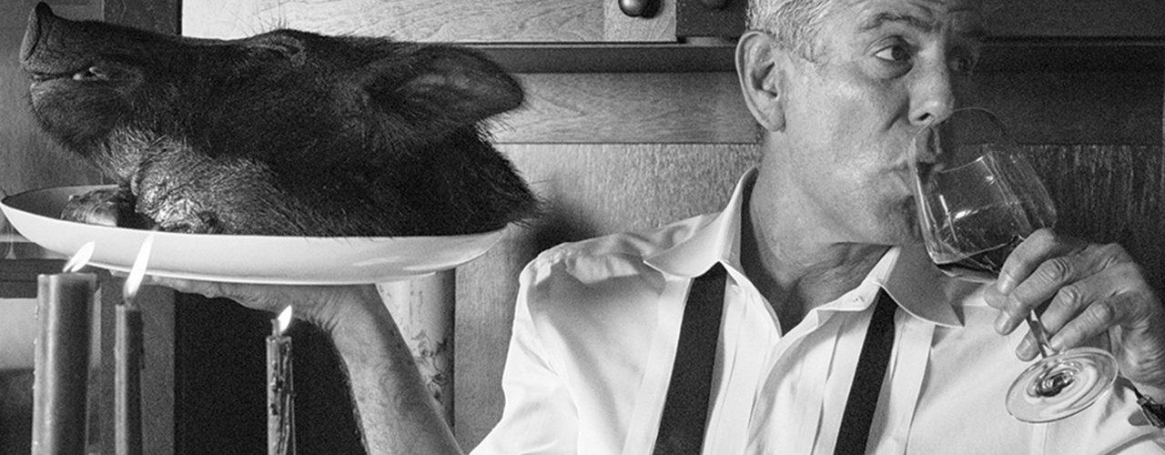 Anthony Bourdain: la formalidad de su informalidad