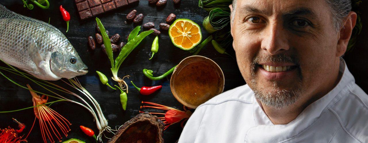 Mauricio Armendariz, un apasionado por la cocina ecuatoriana